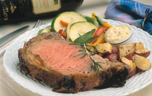 delicious prime rib