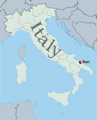 LOVERS Where Is Italy Located - Where is italy